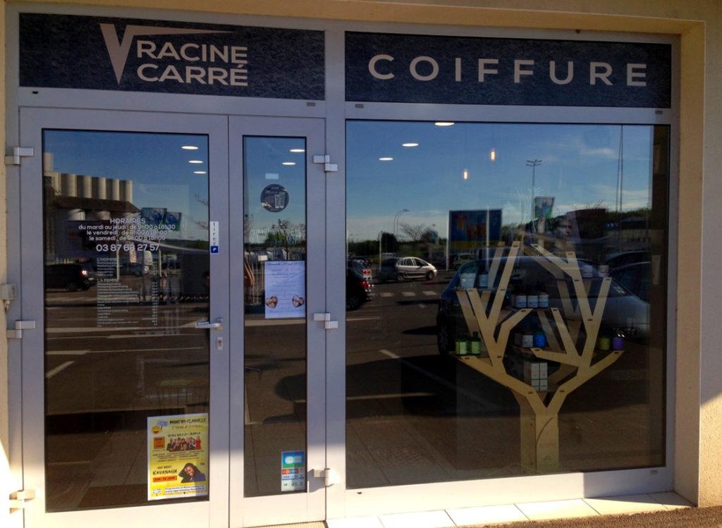 Racine Carré Coiffure Remilly - Metz